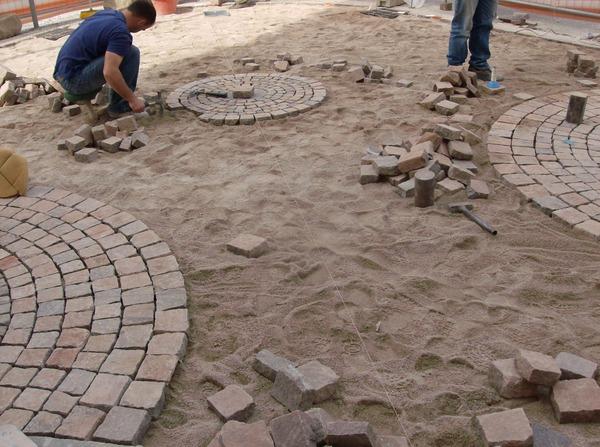 Pavimenti da giardino autobloccanti: pavimenti per giardino prezzi