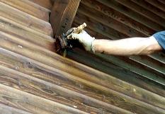 Manutenzione delle opere in legno o in ferro-4